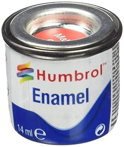 Humbrol 14ml N ° 1Tinlet émail Peinture 60(Scarlett Mat)