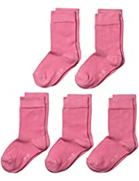 My Way MyWay kids socks basic 5er - Calcetines para niñas