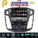 Iuspirit Autoradio für Ford Focus, Betriebssystem: Android 7.1, Funktionen: GPS, USB, SD, DVD, W-LAN, Bluetooth, für Baujahr: 2011 bis 2015