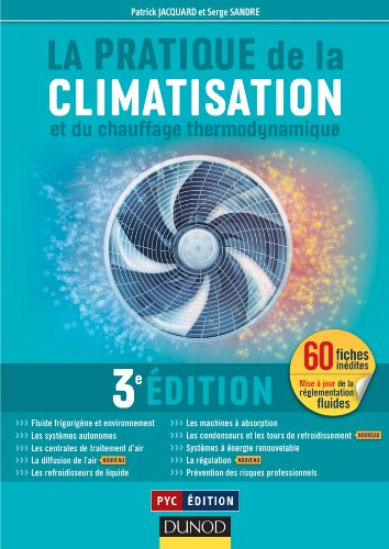 La pratique de la climatisation - 3ème édition