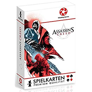 Assassin's Creed – Spielkarten