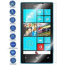 Todotumovil - Protector de Pantalla Cristal Templado Vidrio 9H Premium para Nokia Lumia 520