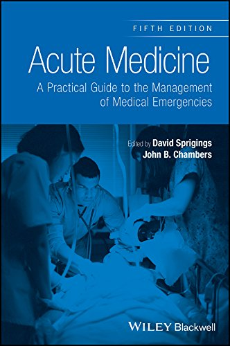 Acute medicine a practical guide to the management of medical acute medicine a practical guide to the management of medical emergencies ebook david c sprigings john b chambers amazon kindle store fandeluxe Gallery