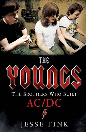 The Youngs : The Brothers Who Built AC/DC [Paperback] [Dec 20, 2014] Fink, Jesse