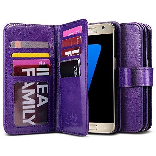 Ulak Mobile Case For Galaxy S7 (Purple)