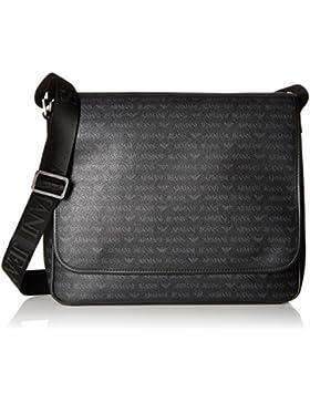 Armani Jeans Messenger-Bag Schwarz
