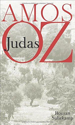 Buchseite und Rezensionen zu 'Judas: Roman' von Amos Oz