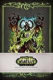 World of Warcraft: Legion Hardcover Blank Sketchbook