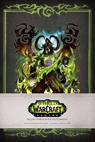 World Of Warcraft. Legion Hardcover Blank Sketchbo (Insights Deluxe Sketchbooks) por Vv.Aa