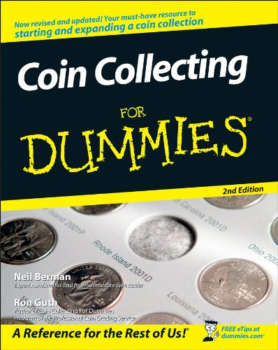 Coin Collecting For Dummies (English Edition) -