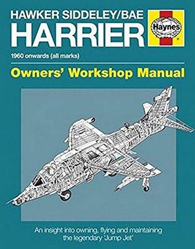 Hawker Siddeley/Bae Harrier Manual (Owners Workshop Manual) por Denis Calvert