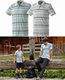 Erima »Activ Wear« Poloshirt ''Stripes''