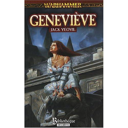 Vampire Geneviève : Tome 2, Geneviève