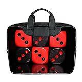 Benutzerdefinierte 15 Zoll importiert Nylon wasserdicht Stoff Laptop tragbare Schulter Messenger Bag Diy S¨¹?er Hund Design