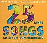 Songs an einem Sommerabend. 25 Jahre live: CD 1: Die Höhepunkte. CD 2: Das Beste aus 25 Jahren