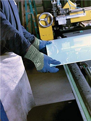 Handschuhe EN388/407 Kat.II PowerFlex 80-658 Gr. 10 Stahl Glasfaser Kevlar, 6 Paar -