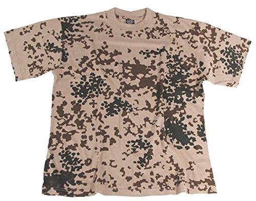 US T-Shirt, halbarm 170 g/m² BW tropical camo