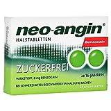 Neo-angin Benzocain Halstabletten zuckerfrei, 24 St