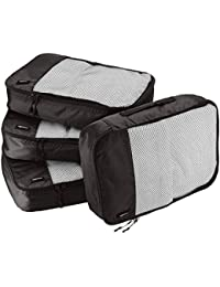 AmazonBasics Packing Cubes/Travel Pouch/Travel Organizer - Medium