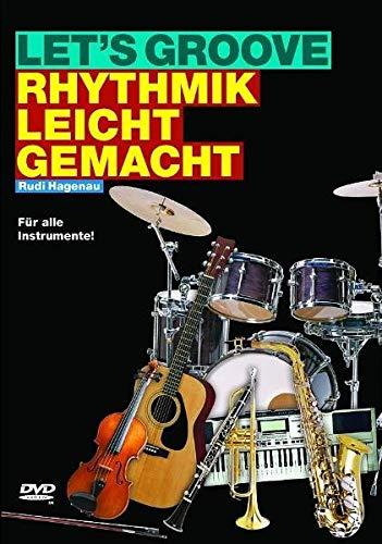 Preisvergleich Produktbild Rudi Hagenau - Rhythmik Leicht Gemacht