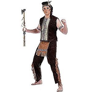 Limit Sport - Disfraz de indio para adultos, talla L (MA728)