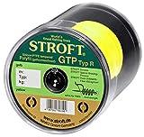 STROFT GTP Typ R Gelb 150m - geflochtene Angelschnur