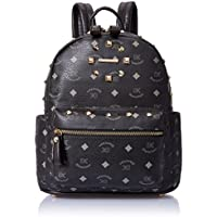 Diana Korr Women's Backpack (Black) (DK62HBLK)