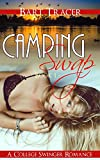 Camping Swap, Book 1: A College Swinger Romance (English Edition)
