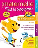 tout le programme grande section 5 6 ans by blandino guy 2012 paperback
