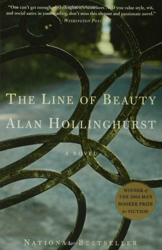 The Line of Beauty: A Novel by Hollinghurst, Alan (2005) Paperback