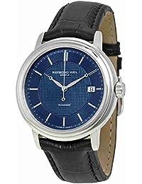 Raymond Weil 2837-STC-50001 - Reloj para hombres, correa de cuero