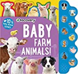 Discovery: Baby Farm Animals! (10-button Sound Books)