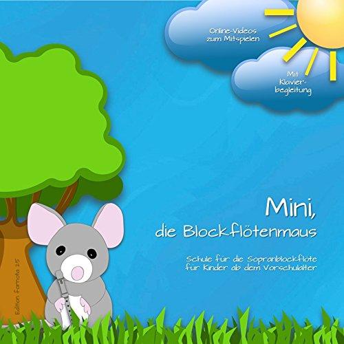 Mini, die Blockflötenmaus