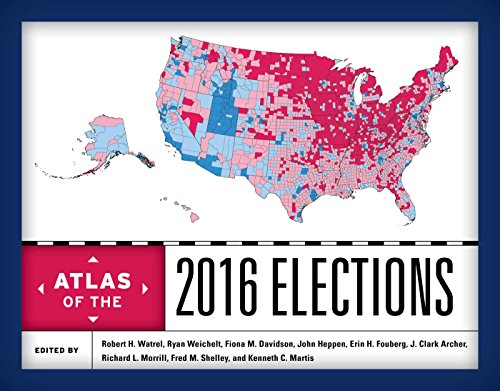 Atlas of the 2016 Elections (English Edition)