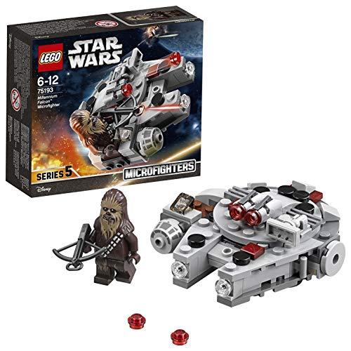 LEGO Star Wars 75193 - Millennium Falcon Microfighter, Spielzeug (Star Wars Figur Spielzeug)