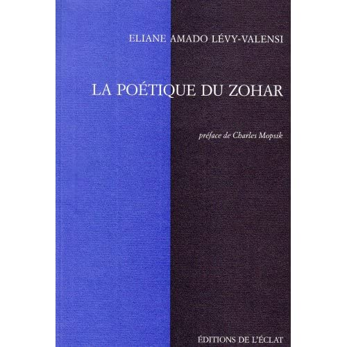 La Poétique du Zohar