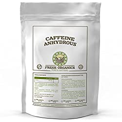 Koffein | 500 Tabletten á 200mg | Großpackung XL | Caffeine Anhydrous | 100% wasserfreies Koffein | Coffeinium | Natürlicher Wachmacher | Energie-Level & Stoffwechsel | Premium Qualität