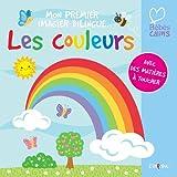 Les couleurs : Mon premier imagier bilingue