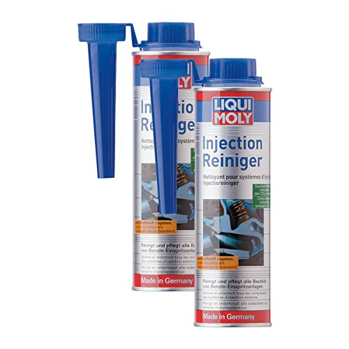 2x LIQUI MOLY 5110 Injection-Reiniger 300ml