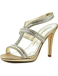 5c9c3b010c17 Caparros Womens Givenchy Open Toe Special Occasion Slingback Sandals