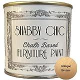 Pintura a la tiza para muebles para crear un estilo envejecido, bronce antiguo Contenido: 250ml.