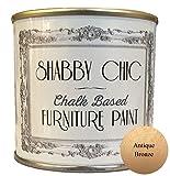 Antik Bronze Kreide basierend Möbel Paint Viel für eine Shabby Chic Stil. 1Liter