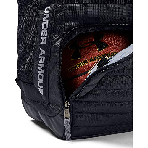 Under Armour Undeniable 3.0 Backpack, Black/Black, One Size Image 9