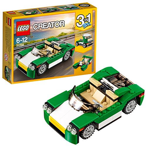 LEGO Creator - La décapotable verte - 31056 - Jeu de Construction