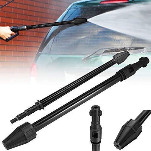 SAFETYON Strahlrohr für Hochdruckreiniger 140 Bar Hochdrucklanze Spritzpistole Reiniger Strahlrohr Sprühdüse Kärcher Hochdruckreiniger Zubehör für K2 K3 K4 (140 Bar)