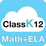 ClassK12 Math and ELA Personalized Learning with Practice, Worksheets, Assignments, and Assessments