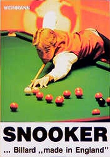 Snooker: ... Billard 'Made in England'