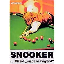 "Snooker: ... Billard ""Made in England"""