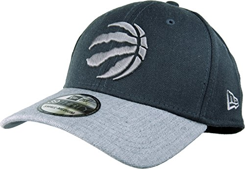 Casquette 39THIRTY NBA Heather Toronto Raptors gris NEW ERA Gris