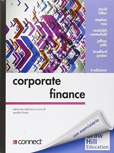 Corporate finance. Con aggiornamento online